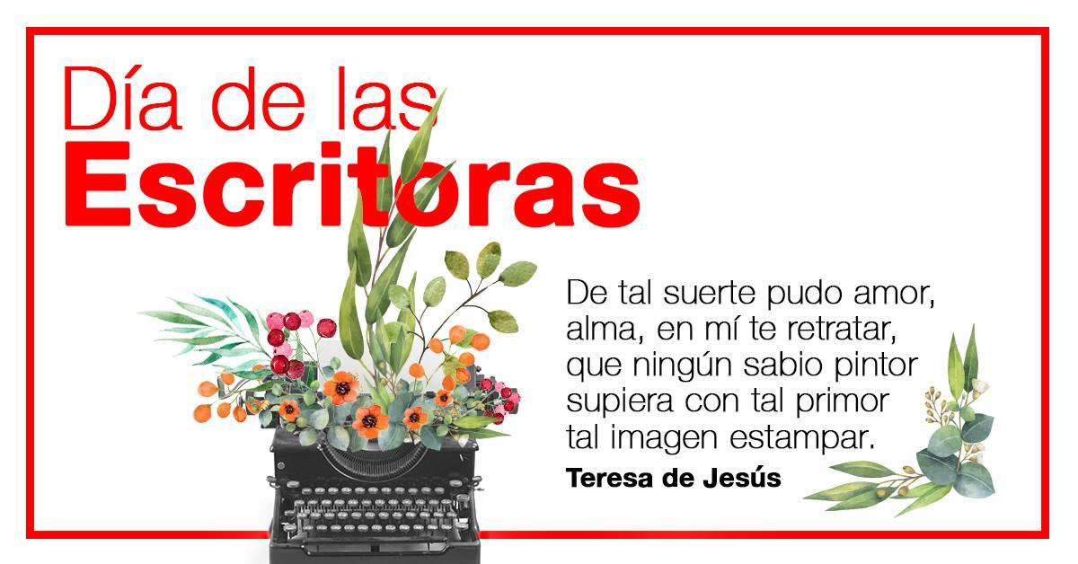 Imagen de la noticia Día de las Escritoras