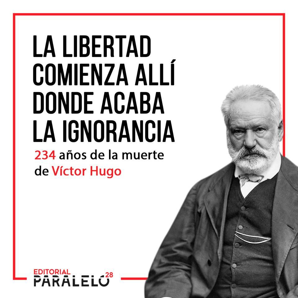 Imagen de la noticia Víctor Hugo